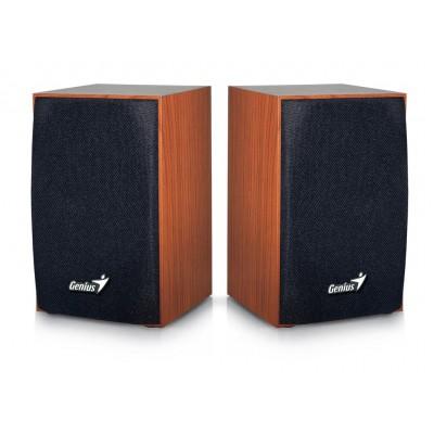 Genius głośniki SP-HF160, USB, kolor drewniany